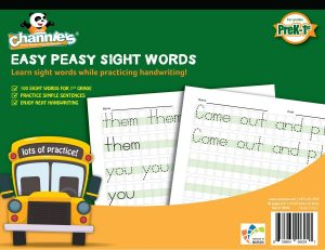 sight words workbook
