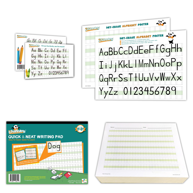 - 2nd Grade Writing Worksheets - Visual Writing Classroom Kit - Channies