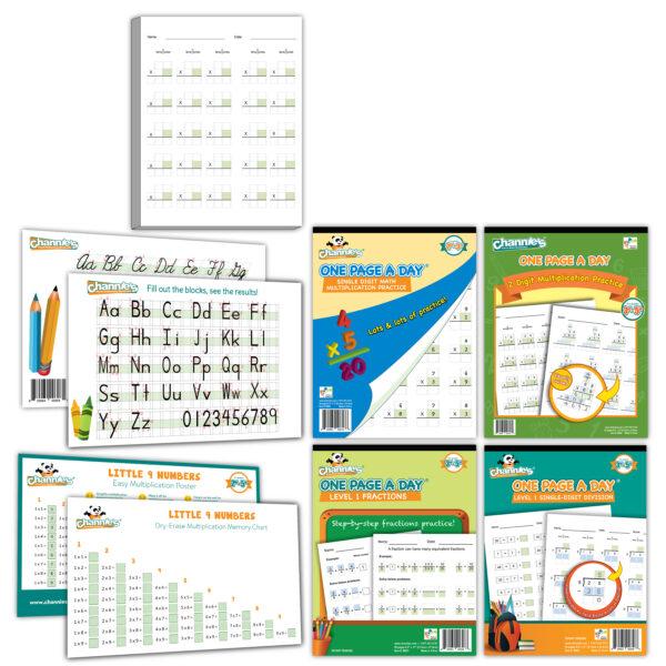 3rd grade math workbook