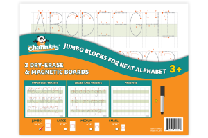 3 Dry-Erase & Magnetic Boards