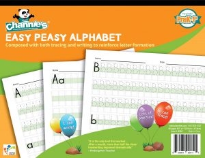 Easy peasy Alphabet