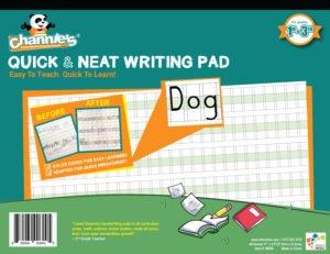Quick & neat writing pad