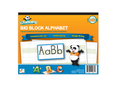 Big Block Alphabet
