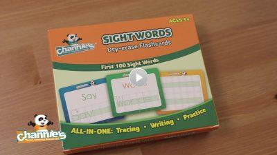 B440 – Dry Erase Sight Word Flash Cards_V2_Moment