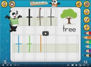 Channie's Visual Alphabet APP