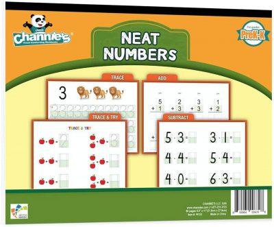 Neat Numbers Beginning Math Workbook